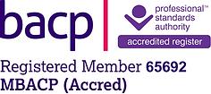 BACP LogoAccred.png