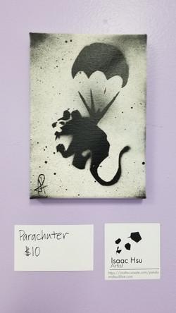 Parachuter, Isaac Hsu