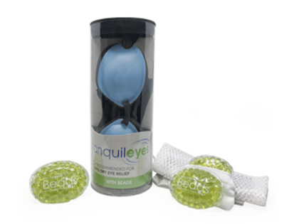 Tranquileyes® with Beads for Moderate Dry Eye Relief