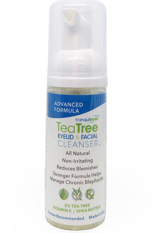 Advanced Formula 2% Tea Tree Eyelid & Facial Cleanser™ 50ml