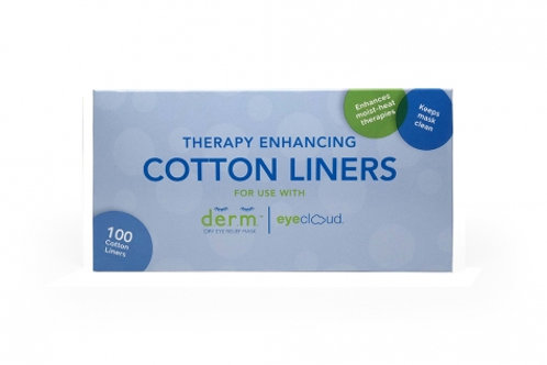 100 Cotton Liners