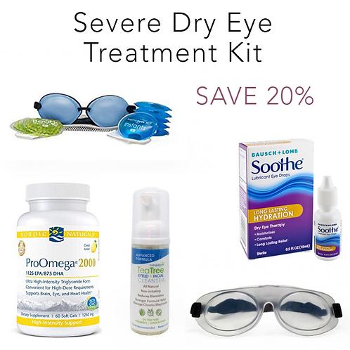 Severe Dry Eye Treatment Kit