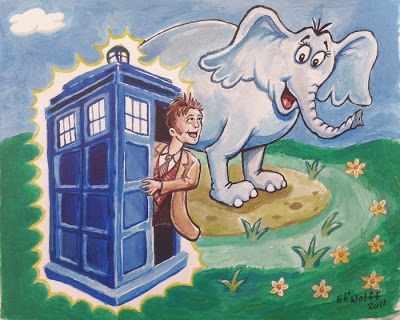 Horton Hears a Dr Who, Eli Wolff