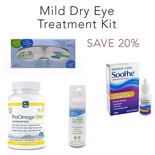 Mild Dry Eye Treatment Kit