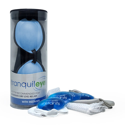 Tranquileyes® with Instants for Moderate Dry Eye Relief