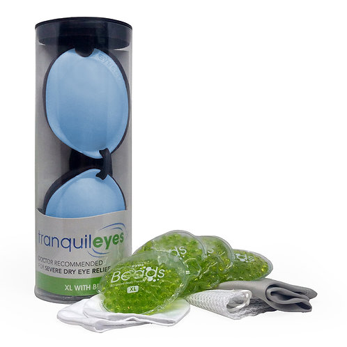 Tranquileyes xl® with Beads for Severe Dry Eye