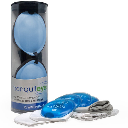 Tranquileyes xl® with Instants for Severe Dry Eye