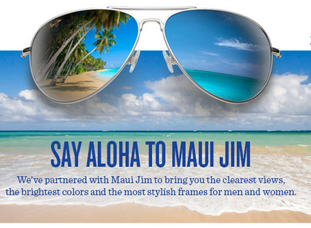Maui Jim: Exceptional Style, Exceptional Protection.