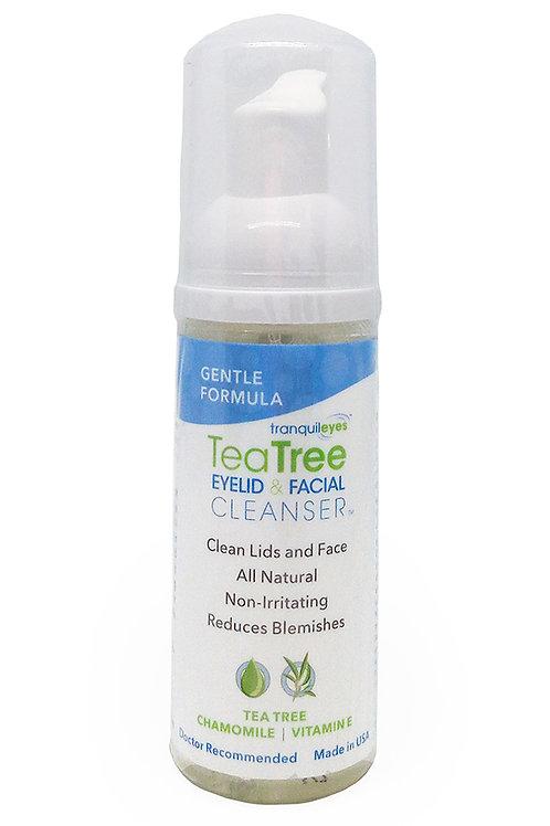 Gentle Formula 1% Tea Tree Eyelid & Facial Cleanser™ 50 ml