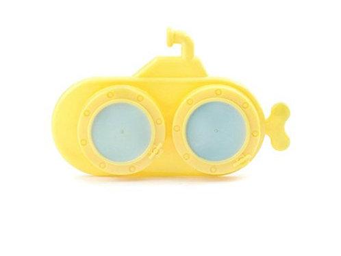 Yellow Submarine Contact Lens Case