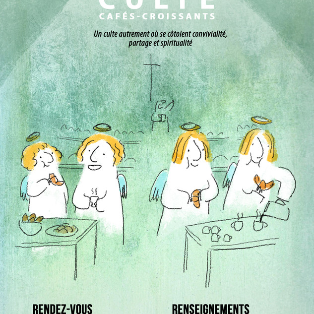 Culte Café-Croissant