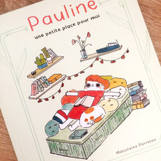 Pauline - BD