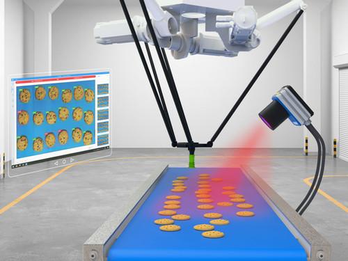 Pick&Place con control de calidad mediante Deep Learning. Aplicaciones avanzadas visión artificial