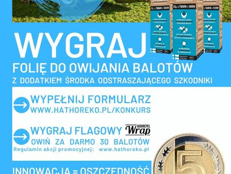 Opinia użytkownika: Baloty owinięte za pomocą owijarki szeregowej