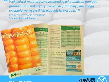 Kukurydza - wydanie specjalne Tygodnik Poradnik Rolniczy