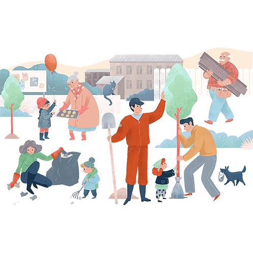 Вебинар «Вовлечение населения в формирование муниципальных благ»