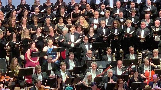 """Vaughan Williams """"Serenade to Music"""""""