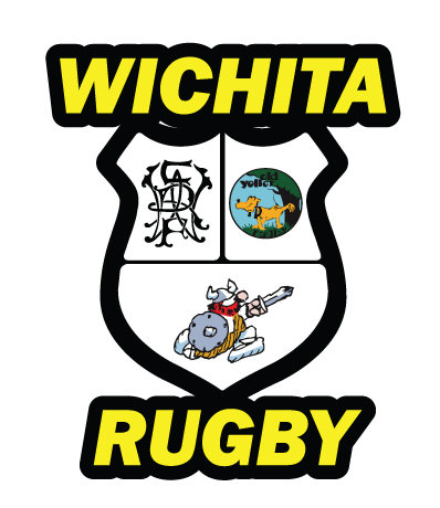 Wichita Rugby Decal