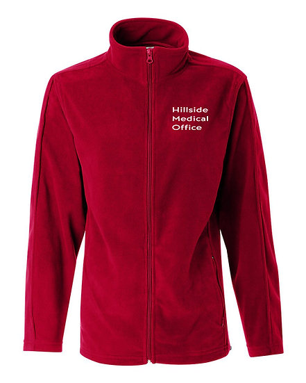 Featherlite Microfleece Full-Zip Jacket