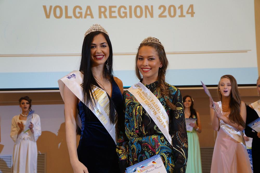 Регина Россихина - Super Model Fashion Russia Volga Region 2014