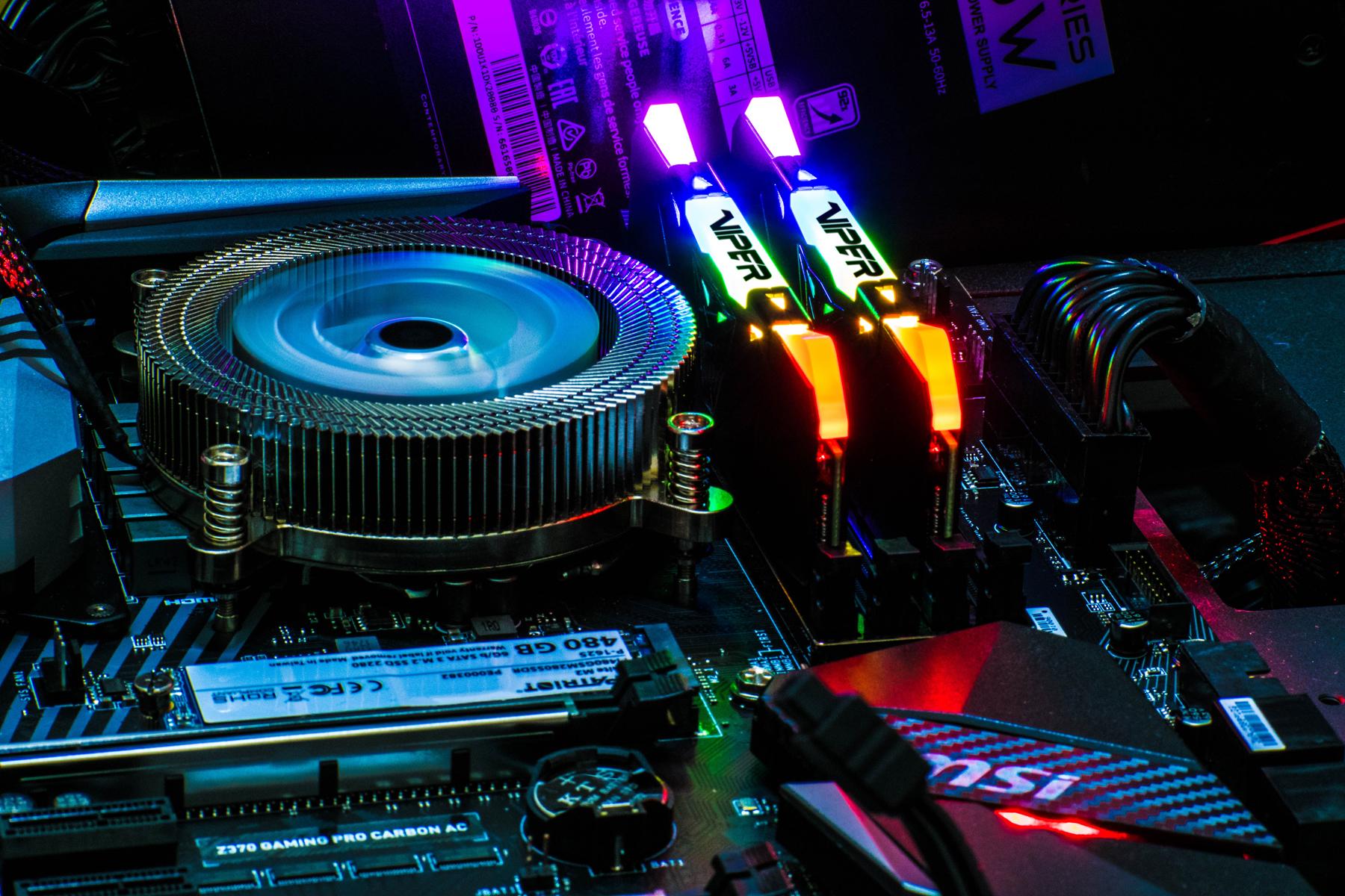 Viper RGB DDR4 Performance Memory