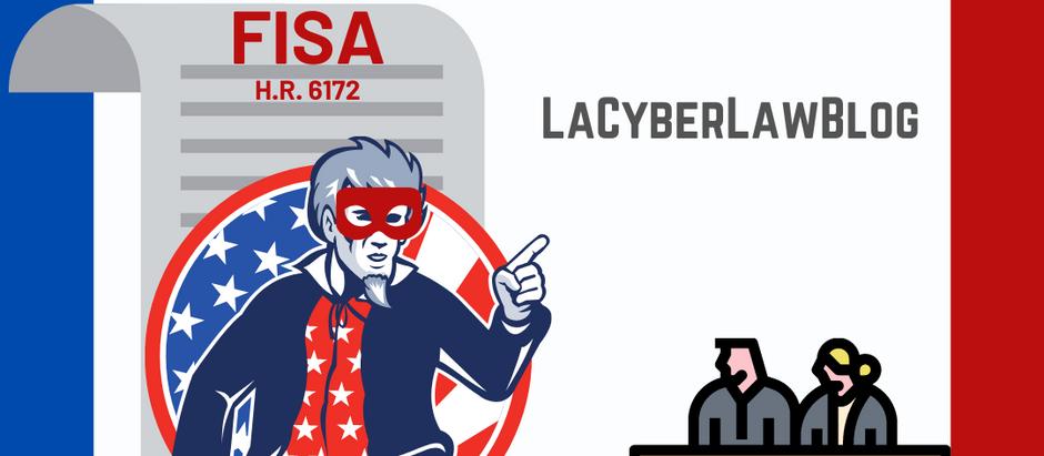 Senate FISA Bill Asserts Privacy Limitations