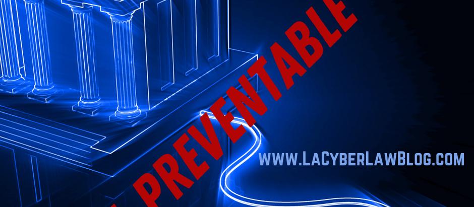 Capital One Data Breach Litigation Continues – All Preventable
