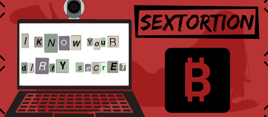 Report Sextortion Scams under Cybersecurity Information Sharing Act of 2015