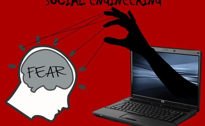 Hacker lifeblood is social engineering, not better tech.