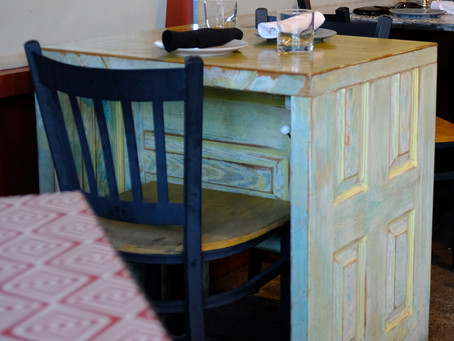 Sweating the Big Stuff  -  Repurposing Brown Furniture Can Help the Environment