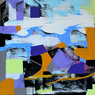 modern abstract paintings to buy from Gkosa art London
