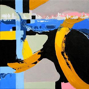 London based Gabriella Kosa abstract art gallery