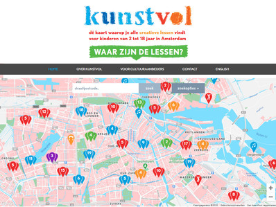 Website Kunstvol