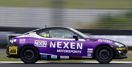 Peter Vodanovich NEXEN Tyre Car.jpg