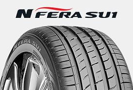 Nexen N'Fera SU1 Performance Tyre