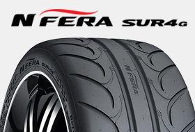 Nexen N'Fera SUR4G Performance Tyre