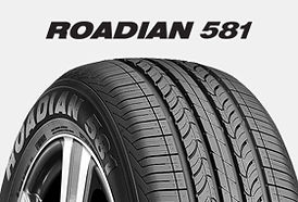 Nexen ROADIAN 581 SUV/4WD Tyre