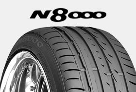 Nexen N8000 Performance Tyre