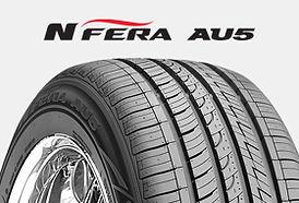 Nexen N'Fera AU5 Passenger Car Tyre