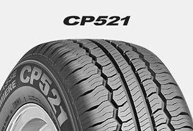 Nexen CP521 VAN Tyre
