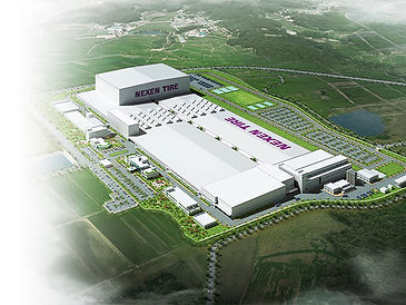 Nexen Tire Factory