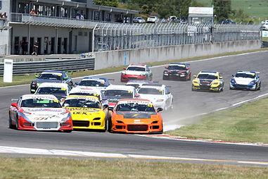NEXEN Tyre Mazda Pro7 Racing pic2