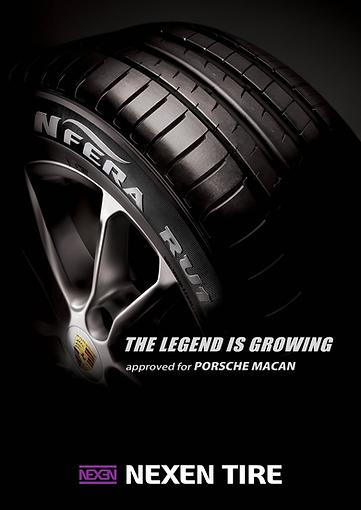 Nexen N'FERA RU1 Performance Tyre