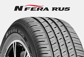 Nexen N'Fera RU5 SUV/4WD Tyre