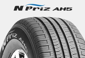 Nexen N'Priz AH5 Passenger Car Tyre