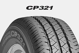 Nexen CP321 VAN Tyre