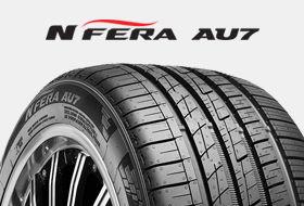Nexen N'Fera AU7 Passenger Car Tyre