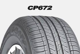 Nexen CP672 Passenger Car Tyre