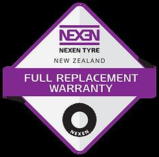 Nexen Tyre NZ Warranty