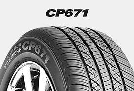 Nexen CP671 Passenger Car Tyre